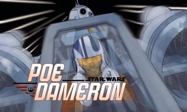 RECENZJA KOMIKSU – Poe Dameron 015