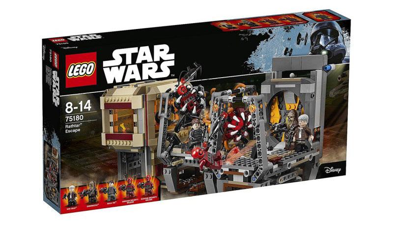 Nowe zestawy LEGO Star Wars na lato