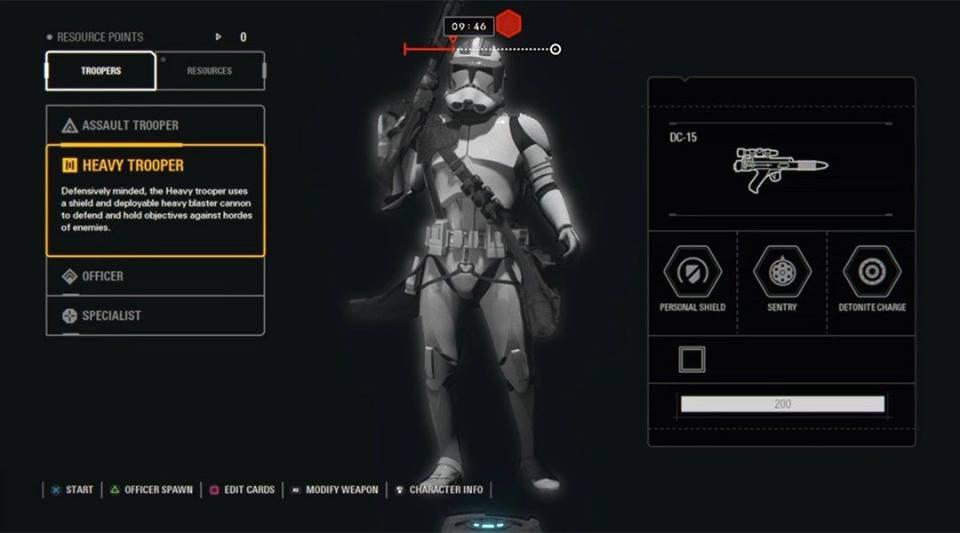 Klony w Star Wars: Battlefront 2