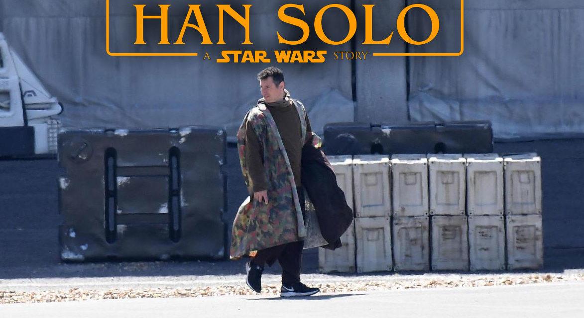 Han Solo – nowe zdjęcia z planu w Fawley