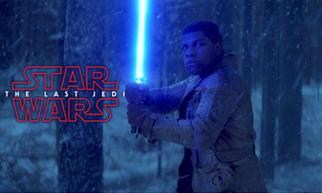 Oto nowa broń Finna w The Last Jedi