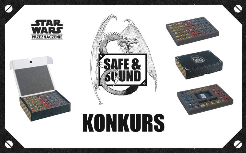 KONKURS – Akcesoria od Safe&Sound