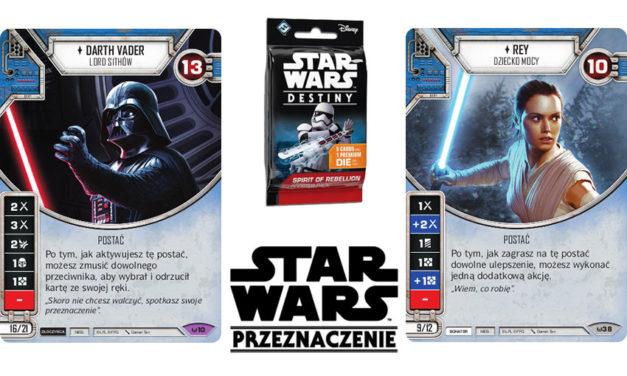 Star Wars: Przeznaczenie – nowe karty, stare talie