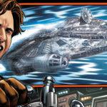 Han Solo nominowany do Nagrody Eisnera