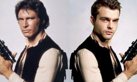 Han Solo – zdjęcie z planu i grafiki koncepcyjne