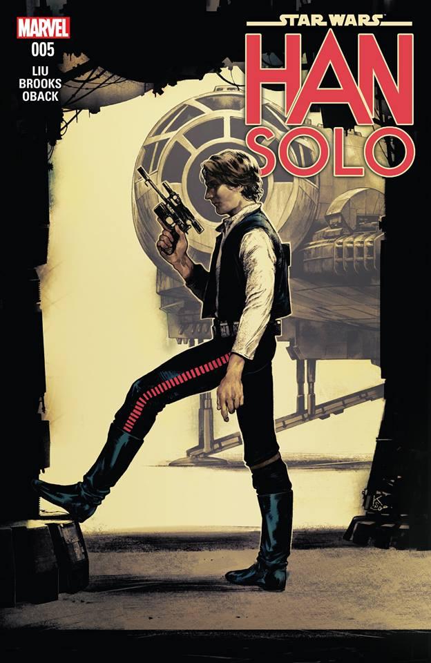 Nagroda Eisnera - Han Solo nominowany do Nagrody Eisnera