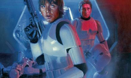 Recenzja komiksu – Z ruin Alderaana