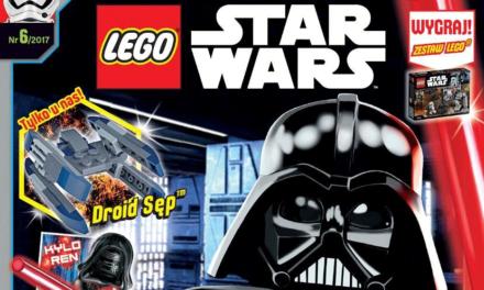 Majowy numer magazynu LEGO Star Wars