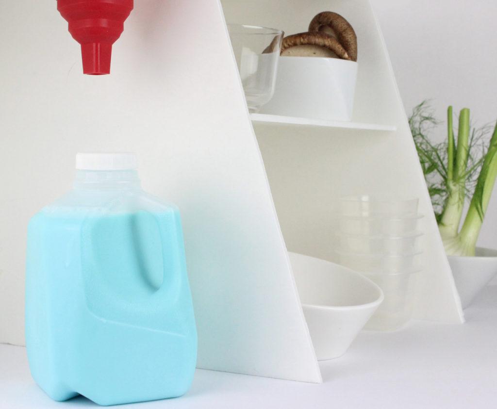 niebieskie mleko