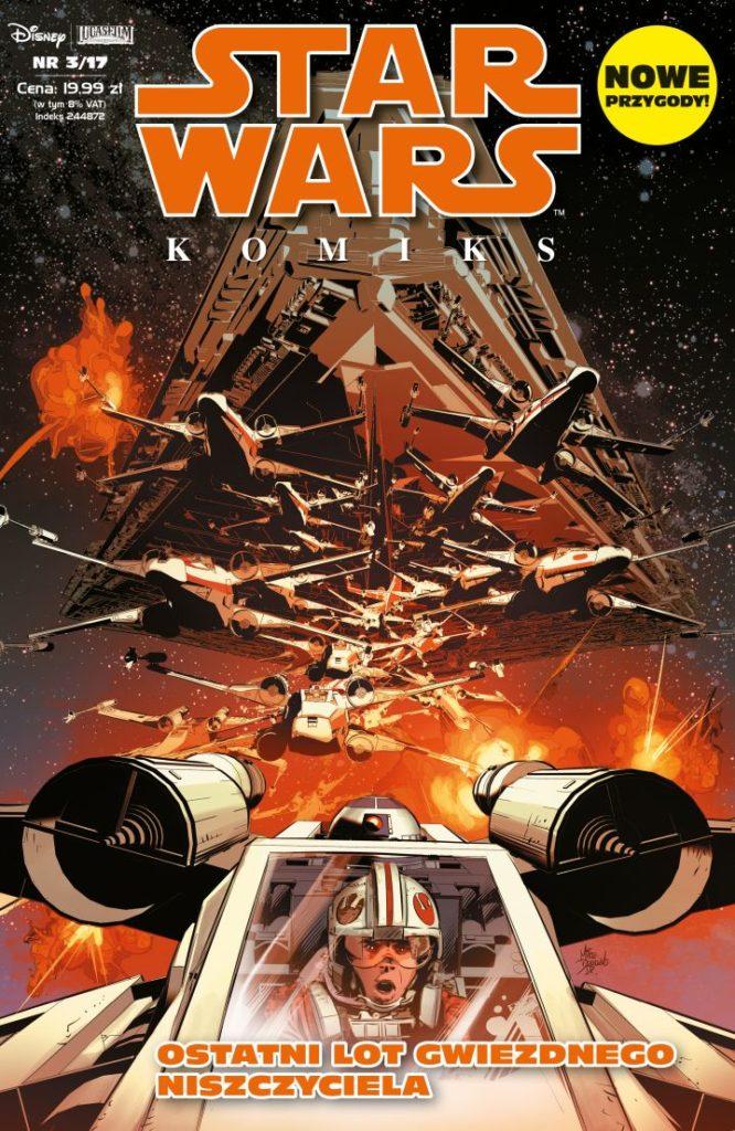 Star Wars Komiks 3/2017
