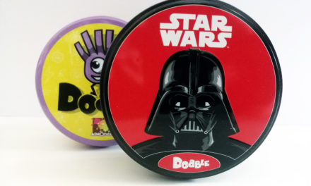 Recenzja Dobble Star Wars