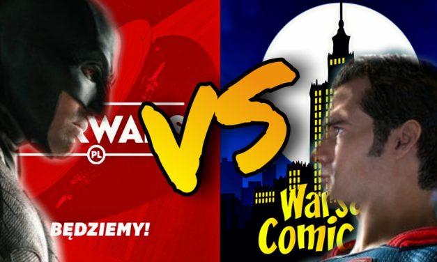 Warsaw Comic Con okiem Macieja Szerszenia