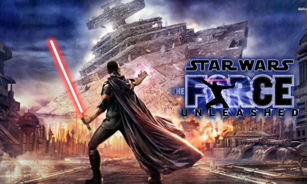 PRZEGLĄD GIER – The Force Unleashed