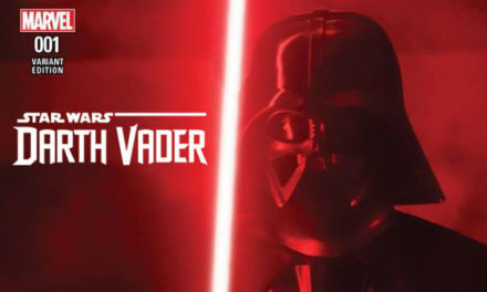 RECENZJA KOMIKSU – Darth Vader (2017) 001