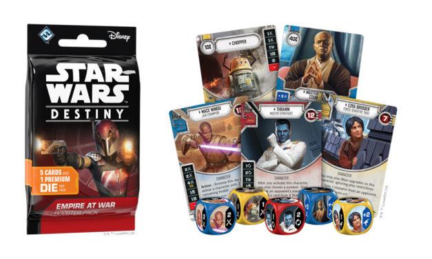 Star Wars: Przeznaczenie – nowy dodatek, nowe karty