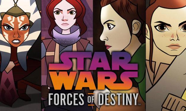 Data premiery i trailer serialu Forces of Destiny