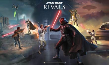 RECENZJA GRY – Star Wars Rivals