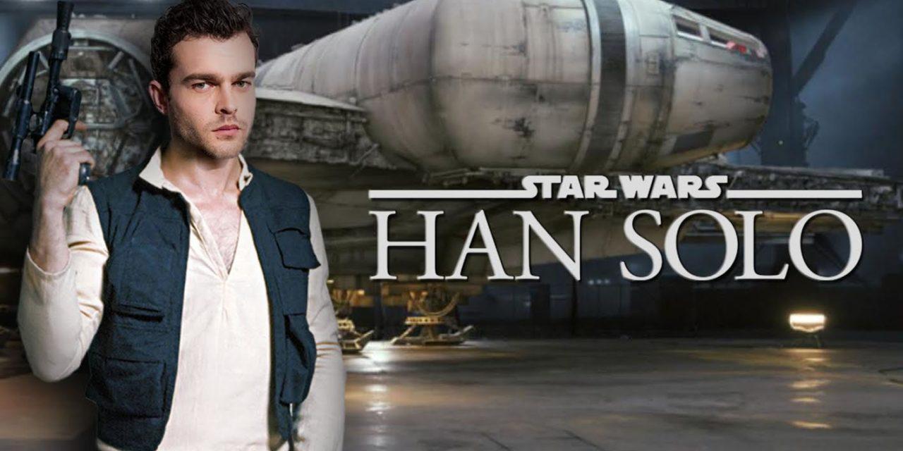 Znana postać pojawi się w filmie o Hanie Solo!