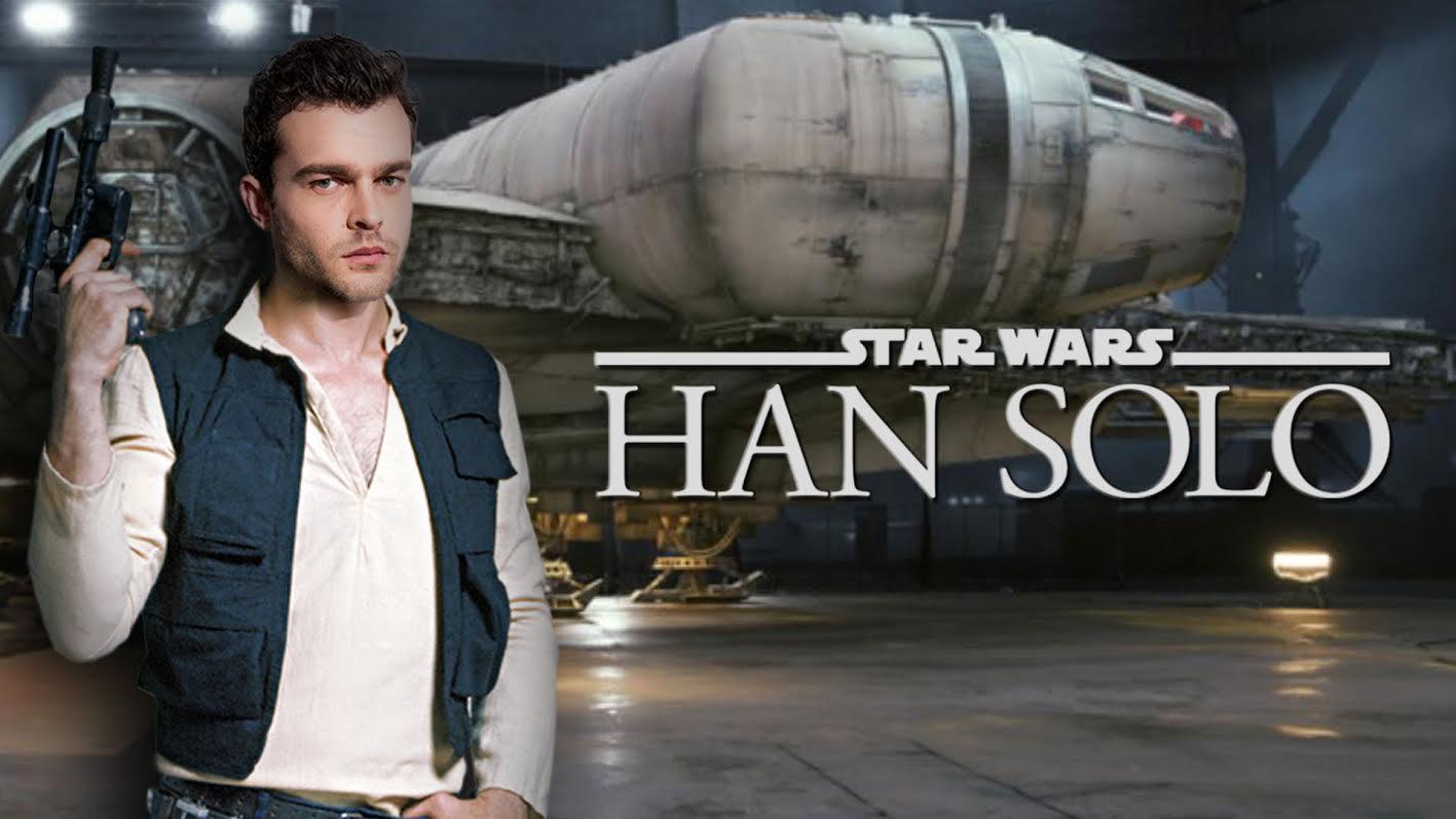 znana postać w filmie o Hanie Solo