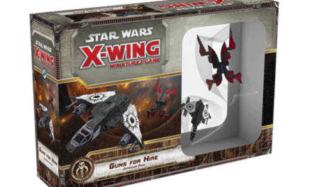 """Guns for Hire"" nowy dodatek do X-Winga"