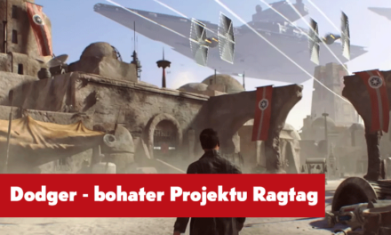 Dodger – bohater gry Star Wars od Visceral Games