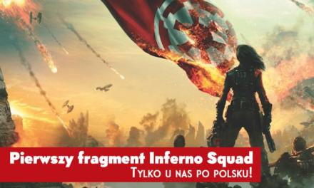 Pierwszy fragment Inferno Squad – tylko u nas po polsku!