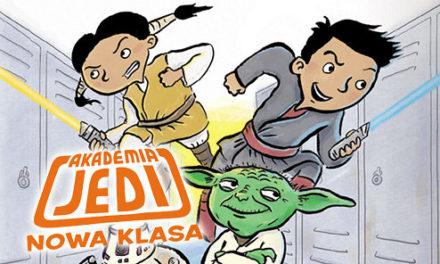 RECENZJA KSIĄŻECZKI – Akademia Jedi: Nowa klasa