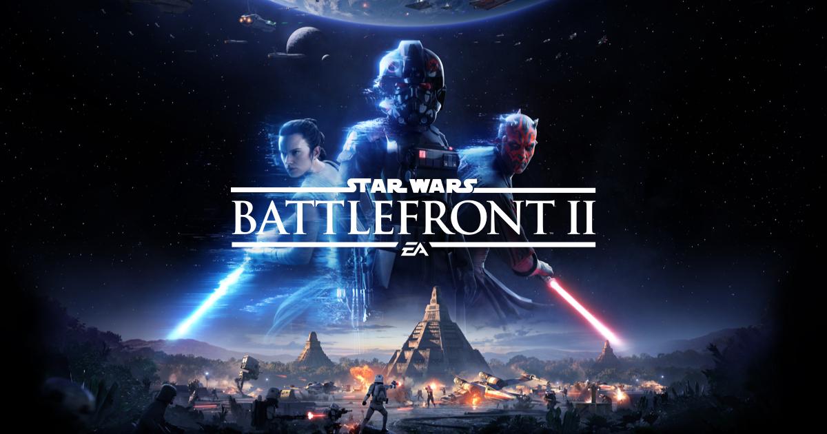 Star Wars Battlefront II zobaczymy już 10 czerwca!!!