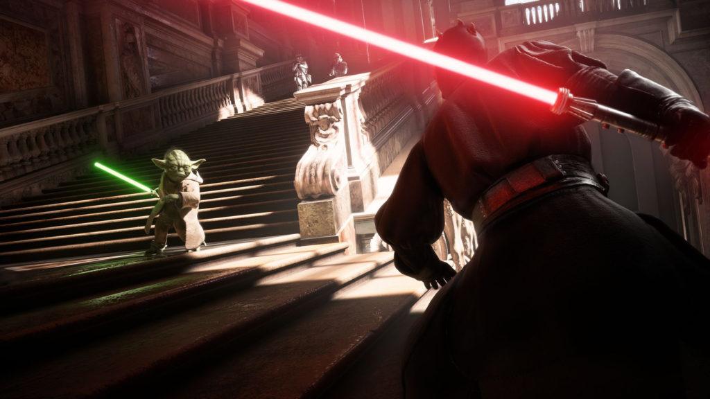 Mikropłatności w Star Wars: Battlefront II