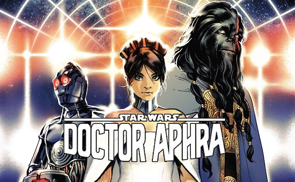RECENZJA KOMIKSU – Doctor Aphra 009