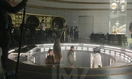 Harrelson i przedziwna kolekcja – nowości z filmu o Hanie Solo