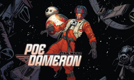 RECENZJA KOMIKSU – Poe Dameron Annual 001