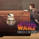Forces of Destiny odcinek 2 – Bandycki napad