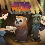 Forces of Destiny odcinek 3 – Ucieczka Ewoków