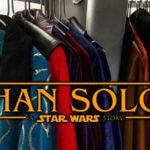 Szafa Lando Calrissiana? Ron Howard pokazuje nowe zdjęcia z planu.
