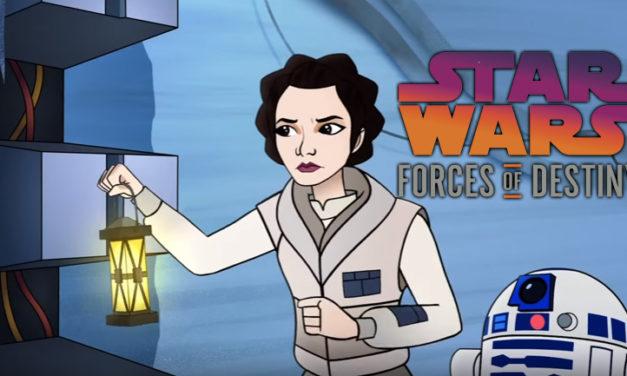 Forces of Destiny odcinek 5 – Bestie Bazy Echo