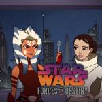 Forces of Destiny odcinek 6 – Szpieg w szeregach