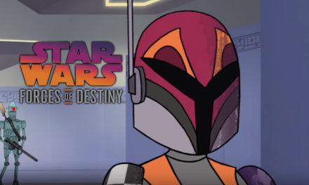 Forces of Destiny odcinek 8 – Kłopotliwa nagroda