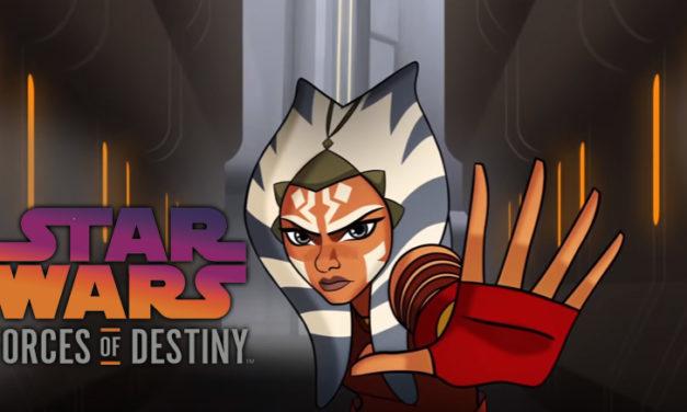 Forces of Destiny odcinek 4 – Ścieżka Padawana