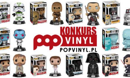 KONKURS – Figurka Funko Pop! od popvinyl.pl