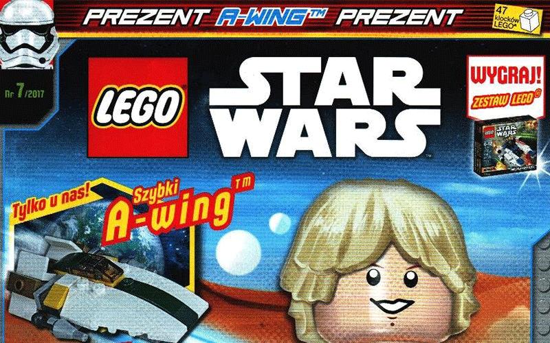 Czerwcowy numer magazynu LEGO Star Wars