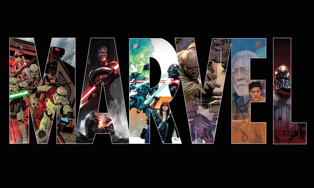 Marvel zapowiedział komiksy Star Wars na październik