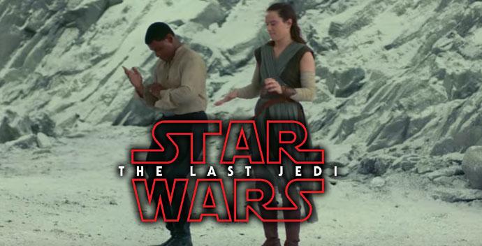 Analizujemy materiał zza kulis The Last Jedi