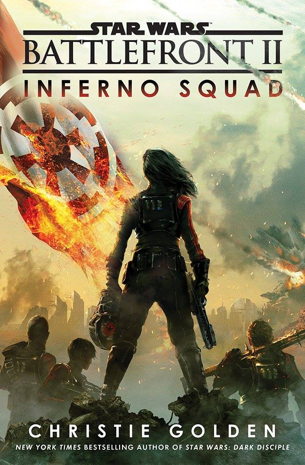 recenzja książki inferno squad