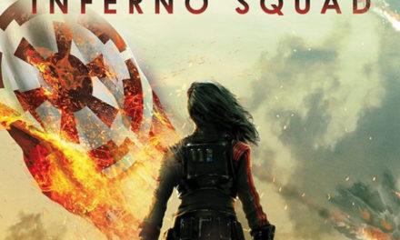 Dziel i rządź, czyli RECENZJA KSIĄŻKI Inferno Squad