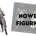 Ekskluzywne figurki Black Series Luke oraz Rey