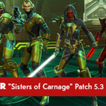 """SWTOR """"Sisters of Carnage"""" Patch 5.3"""