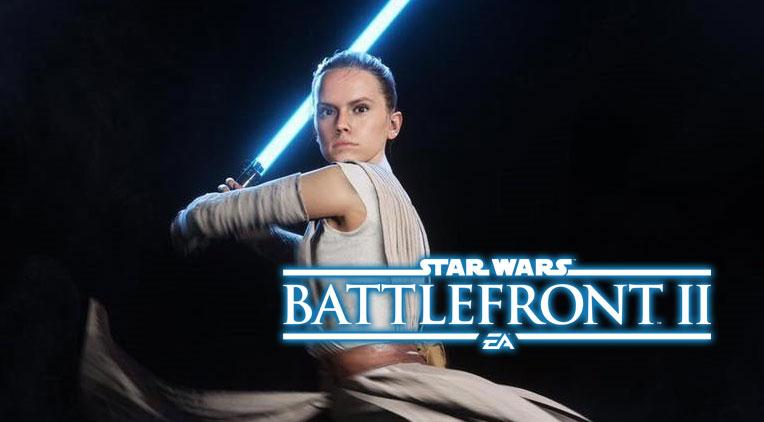 Wiemy, które postacie pojawią się w Battlefront 2!
