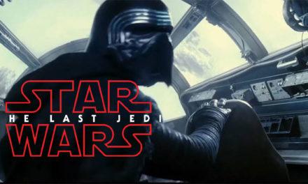 Statki Kylo i Luke'a w The Last Jedi ujawnione!