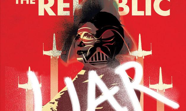 Zapowiedź książki Star Wars WIĘZY KRWI